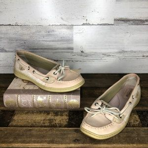 Sperry Topsider boat shoes loafers